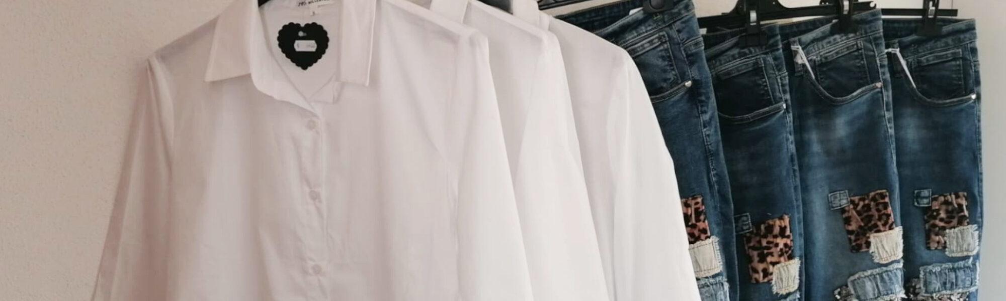 Mode Moos Kleidung